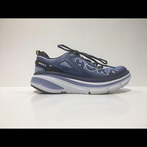 HOKA ONE ONE BONDI 4 Sz 8 Athletic Running Shoes